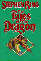 Eyes of the Dragon 1st edition Cover