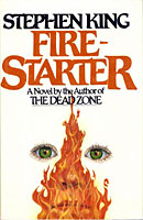 Firestarter 1st edition Cover