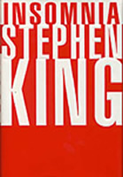 Insomnia - Red Stephen King 1st edition cover