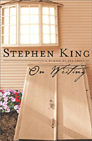 On Writing - Stephen King 1st edition
