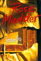 Rose Madder 1st edition Cover