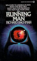 The Running Man - Stephen King 1st edition